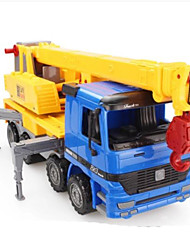 cheap -Toy Cars Toys Construction Vehicle Crane Toys Extra Large Rectangular Iron Pieces Not Specified Boys Gift