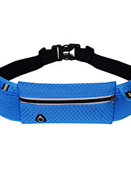cheap -<20 L Waist Bag/Waistpack Running/Jogging Mountain Cycling Recreational Cycling Leisure Sports Camping & Hiking Scratch-resistant