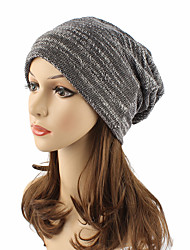 cheap -Unisex Cute Casual Cotton Beanie/Slouchy Floppy Hat - Solid, Pure Color