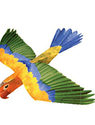 cheap -3D Puzzles Paper Model Toys Square Horse 3D Parrot DIY Hard Card Paper Not Specified Pieces