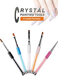 Perii de unghii Nail Art Nail Salon Tool Make Up
