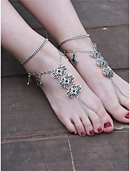 cheap -Women's Anklet/Bracelet Iron Alloy Vintage Jewelry For Dailywear Casual Outdoor clothing Going out