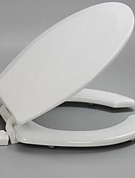 siège de toilette en bois housse de toilette sanitaire roulement en plastique de haute qualité durable