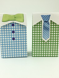 cheap -Others Creative Card Paper Favor Holder with Pattern Gift Boxes - 50
