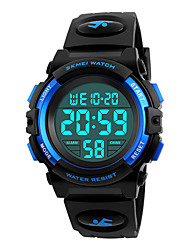 cheap -SKMEI Children's Digital Watch Wrist watch Military Watch Fashion Watch Sport Watch Japanese Digital Alarm Calendar / date / day