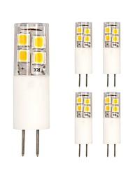 economico -3W G4 Luci LED Bi-pin T 19 leds SMD 2835 Bianco caldo Luce fredda 200lm 2800-3500;5000-6500