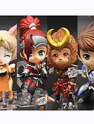 Figure Anime Azione Ispirato da Cosplay Cosplay PVC 10 CM Giocattoli di modello Bambola giocattolo