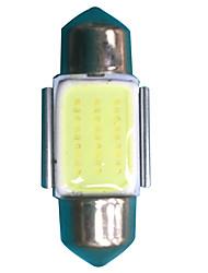 economico -Il bianco ha condotto il colore bianco della lampadina 50pcs 3w 31 millimetri