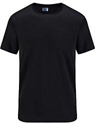Homme Tee-shirt de Randonnée Cyclisme Camping & Randonnée Fitness, course et yoga Evacuation de l'humidité Séchage rapide Ventilation