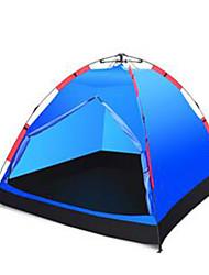 3-4 persone Tenda Tenda da campeggio Tenda automatica Tenere al caldo Anti-pioggia per Satin elastico CM