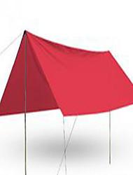economico -5-8 persone Tappetino da campeggio Parasole Igloo da spiaggia Tenda da campeggio Tenda automatica Resistente ai raggi UV per Altro