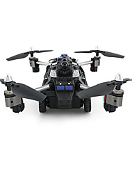 Drone JJRC H40HW 4CH 6 Axis With 720P HD Camera WIFI FPV LED Lighting One Key To Auto-Return Headless Mode 360°Rolling Access Real-Time