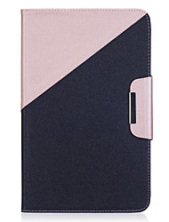 For Samsung Galaxy Tab A 10.1(2016) Tab A 9.7 Case Cover The New Hit Color PU Skin Material Samsung Flat Protective Shell Tab E 9.6