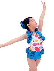MiDee Children Dance Dancewear Kids' Dancewear Jazz Dance Leotard Outfits