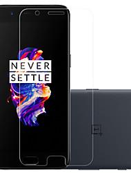 Verre Trempé Dureté 9H Antidéflagrant Ecran de Protection Avant OnePlus