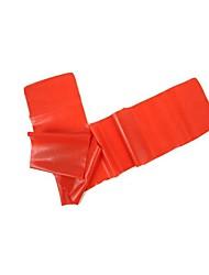 Yoga och pilates-Träningsgummiband latex silke Liv Multifunktion Styrketräning Yoga Gym Unisex