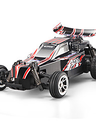 cheap -RC Car WL Toys L333 2.4G 2WD High Speed Drift Car Off Road Car Buggy (Off-road) 1:24 Brush Electric 25 KM/H Remote Control / RC