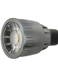 7W GU10 LED Spotlight 1 COB 780 lm Warm White Cold White 3000 K Dimmable AC 110/220 V