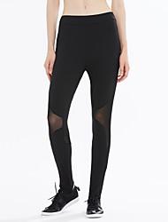 cheap -Women's Active Slim Pants - Solid, Slim High Waist
