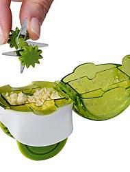 cheap -Garlic Scroll Chopper Mini Onion Ginger Crusher Roller Grinding Knife Peelers Stir Twist