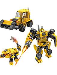 economico -Playsets veicoli Escavatore Plastica Bambini Regalo Action & Toy Figures Giochi d'azione