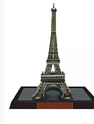 Недорогие -3D пазлы Бумажная модель Наборы для моделирования Знаменитое здание Своими руками Плотная бумага Классика Детские Универсальные Мальчики Игрушки Подарок