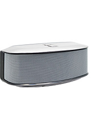 Bluetooth 2.0 USB 3.5mm Wireless bluetooth speaker Gold Silver