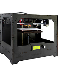 cheap -Duplicator 5 3D Printer Multi-Function Printer 230*150*150 0.4