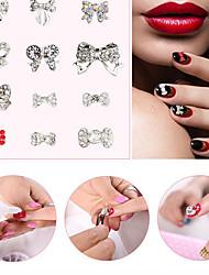 Chiodo decorazione di arte strass Perle Cosmetici e trucchi Fantasie design per manicure