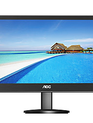 AOC computer monitor 15.6 inch TN pc monitor