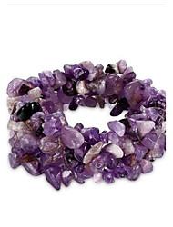 Women's Charm Bracelet Crystal Vintage Costume Jewelry Crystal Circle Jewelry For Dailywear
