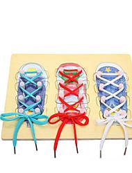Недорогие -Конструкторы Обучающая игрушка Игрушки Квадратный деревянный Детские Куски