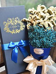 economico -Matrimonio San Valentino Bomboniere e regali per feste Confezioni regalo Fiori artificiali Floreale Compleanno Floral/botanico