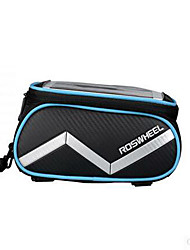 cheap -ROSWHEEL Bike Bag Bike Frame Bag Cycling Bicycle Bag Cycle Bag Mountain Cycling Cycling Cycling / Bike