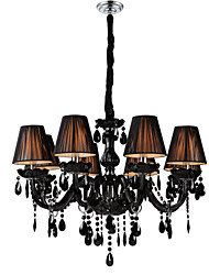 cheap -Modern/Contemporary Chandelier For Living Room Kitchen Dining Room Bulb Not Included