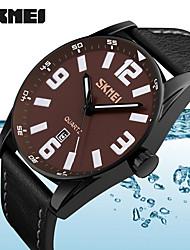Недорогие -Муж. Спортивные часы Армейские часы Смарт Часы Кварцевый Цифровой Натуральная кожа Разноцветный 50 m Календарь Творчество Cool Аналоговый Дамы Кулоны На каждый день Мода Нарядные часы -