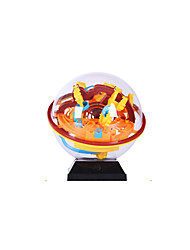 cheap -Balls Maze & Sequential Puzzles Maze Toys 3D Plastics High Quality 1 Pieces Children's Christmas Children's Day Gift