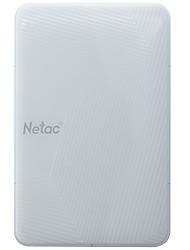 Netac White 2TB USB3.0 Encrypt 2.5-Inch Mobile Hard Disk