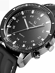 NEW V6 Casual mens watches brand luxury Silicone Men Military Wrist Watch Fashion Men Sports Quartz Watch Relogio Masculino