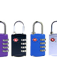 cheap -Jasit TSA309 Password unlocking 4 Digit Password Luggage Lock Dail Lock Password Lock TSA Lock