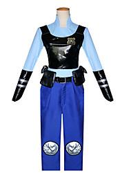 Cosplay Suits Badge Bag Cosplay Accessories Inspired by Cosplay Cosplay Anime Cosplay AccessoriesVest Shirt Pants Belt Bag More
