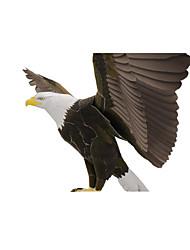 Недорогие -3D пазлы Оригами Наборы для моделирования Птица Eagle Своими руками Классика Все возрастные группы