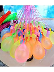 Water Balloon 3 Bunches111pcs Ammo Bombs Summer Outdoor Garden Fun magic ball toy Games Kids Party bunch filling water balloons