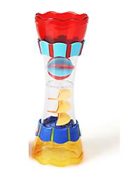 abordables -Juguete de Agua Juguete de Playa y Arena Caleidoscopio Juguete de Baño Juguetes de Playa Juguetes Plásticos Piezas Niños Regalo