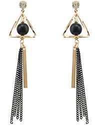Drop Earrings Women's Euramerican Fashion New Tassel Earrings Movie Jewelry Party Daily