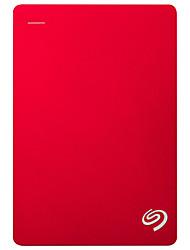 Seagate 2.5 pouces de sauvegarde plus 4t usb3.0 disque dur portable édition rouge stdr4000303