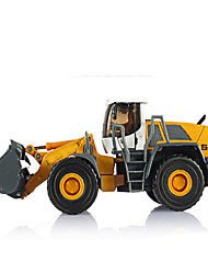 cheap -Toy Cars Die-Cast Vehicles Toys Motorcycle Construction Vehicle Fire Engine Vehicle Excavator Toys Rectangular Excavating Machinery Metal