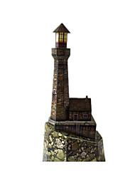 economico -Puzzle 3D Giocattoli Torre Edificio famoso Architettura 3D Fai da te Non specificato Pezzi