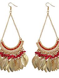 cheap -Women's Drop EarringsBasic Unique Design Dangling Style Tassel Rhinestones Geometric Friendship Multi-ways Wear Cute Style Euramerican
