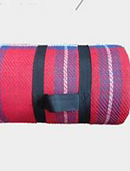 Недорогие -Одеяла На открытом воздухе Сохраняет тепло Водонепроницаемость ПВХ Хлопок Отдых и Туризм Осень